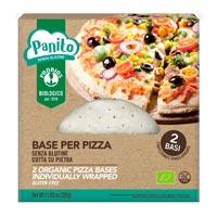 Probios Panito base pizza sin gluten