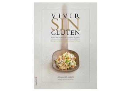 Libro Vivir sin gluten