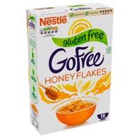 Nestlé Go Free honey flakes cereals