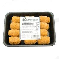 Cannelonia croquetas de jamón ibérico sin gluten