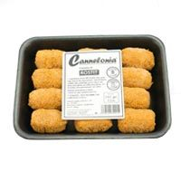 Cannelonia croquetas de rustido sin gluten