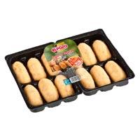 El Pozo croquetas de jamón sin gluten