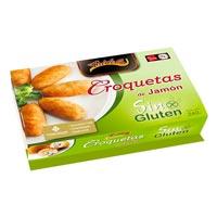 Fridela croquetas de jamón sin gluten