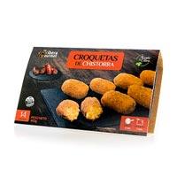 La Ribera Gourmet croquetas de chistorra sin gluten