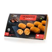 La Ribera Gourmet croquetas de chorizo sin gluten