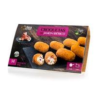 La Ribera Gourmet croquetas de jamón ibérico sin gluten