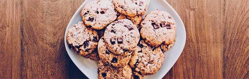 Marcas de galletas sin gluten